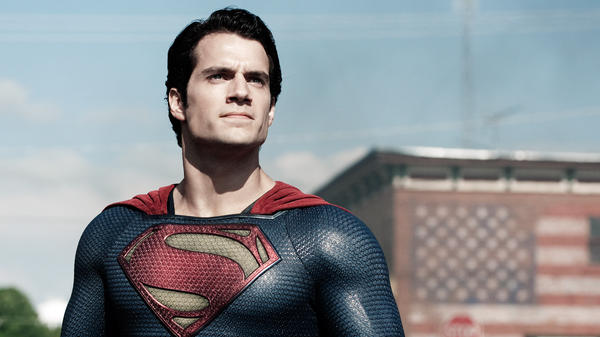 "Henry Cavill plays the title role in Zach Snyder's expensively earnest iteration of our most recognizably American superhero. An ""alien"" aesthetic — which ironically owes plenty to the Industrial Age and to the metallo-organic curves of art nouveau — informs everything from the film's palette to its interpretation of Superman's iconic costume."