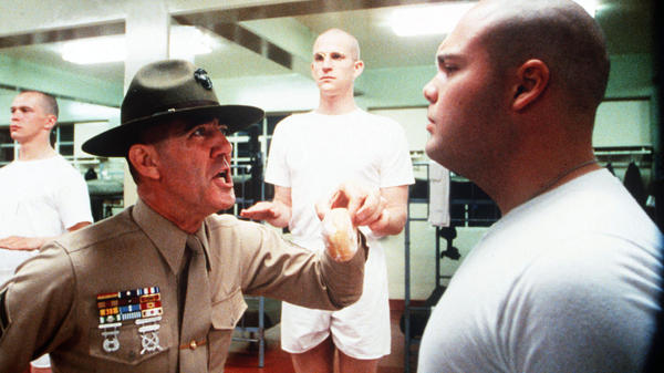 Hollywood has portrayed military leaders as monsters in movies such as 1987's <em>Full Metal Jacket </em>about Marines during the Vietnam War. Army leaders wonder if this kind of toxic leadership is hurting its soldiers.