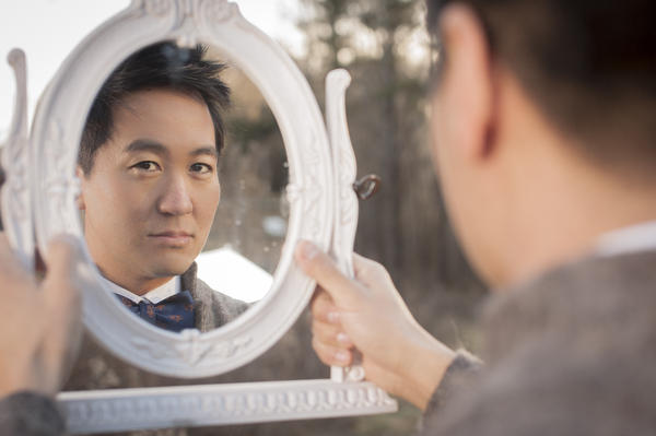 Kishi Bashi's second solo album is titled <em>Lighght</em>.