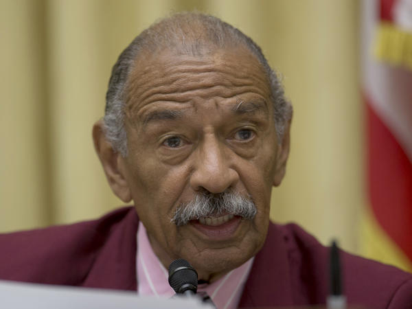 Since 1989, Rep. John Conyers, D-Mich., has introduced into each session of Congress a bill called HR 40, Commission to Study Reparation Proposals for African Americans Act.<strong></strong>