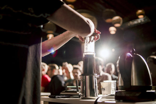 Twenty-four competitors put their brewing techniques to the test last week at the World AeroPress Competition in Seattle.