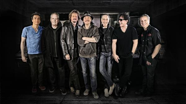Santana's new album, <em>Santana IV</em>, comes out April 15.