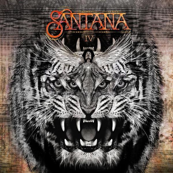 Santana's <em>Santana IV</em>