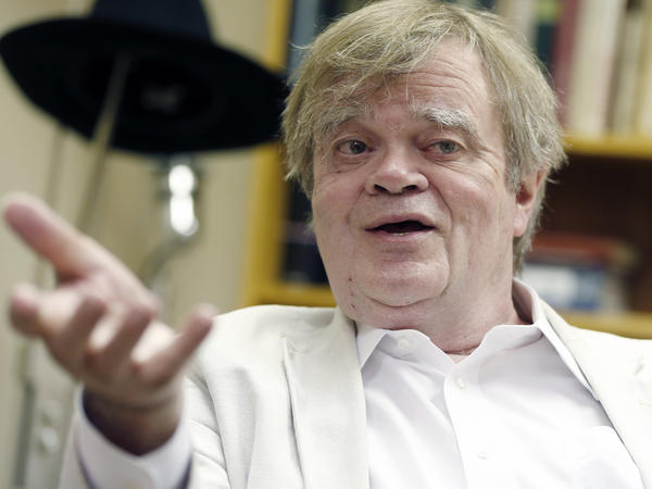 Garrison Keillor hosted his show, <em>A Prairie Home Companion</em>, for 42 years.