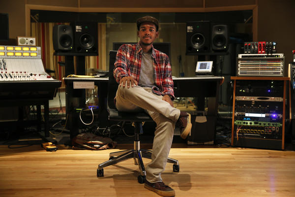 Evan Bonham studied music production at New York University's Clive Davis Institute of Recorded Music.