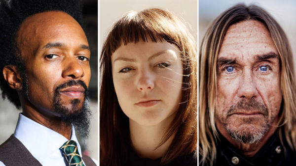 Fantastic Negrito, Angel Olsen and Iggy Pop made some of Bob Boilen's favorite songs of the year.