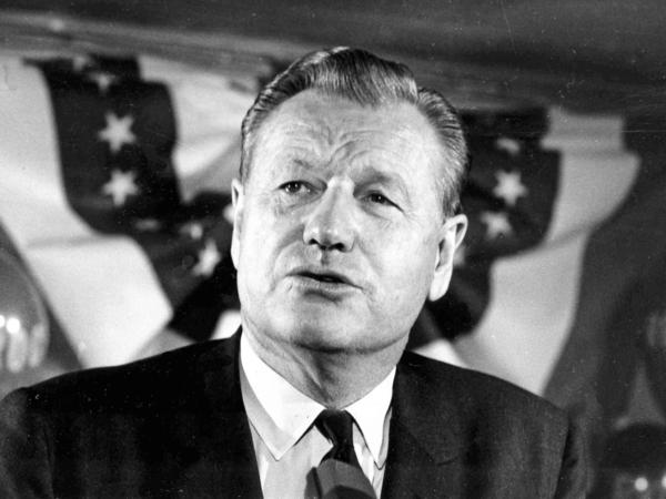 Gov. Nelson Rockefeller is shown in this undated photo.