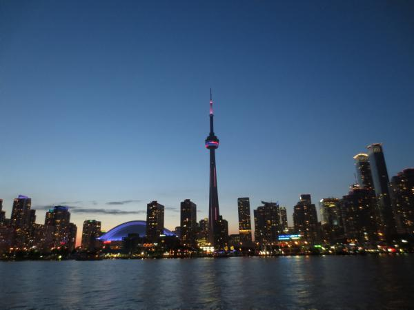 Toronto has become home to many new people.