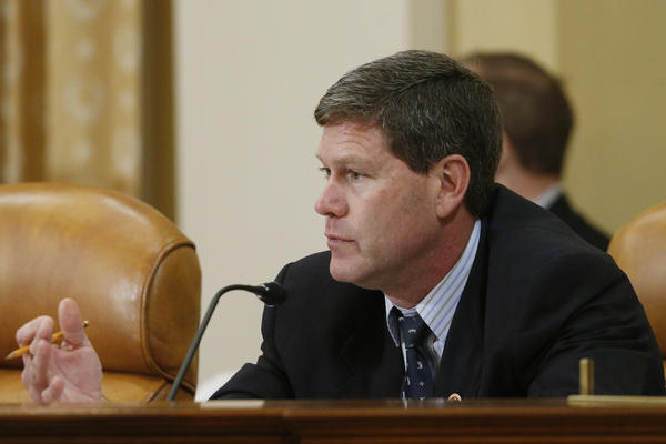 Democratic Rep. Ron Kind of Wisconsin, seen hear testifying before Congress in 2013, is hoping Democrats who voted for President Trump will swing back to his party in the next midterms.