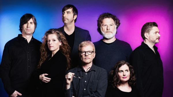 The New Pornographers' new album, <em>Whiteout Conditions</em>, comes out April 7.