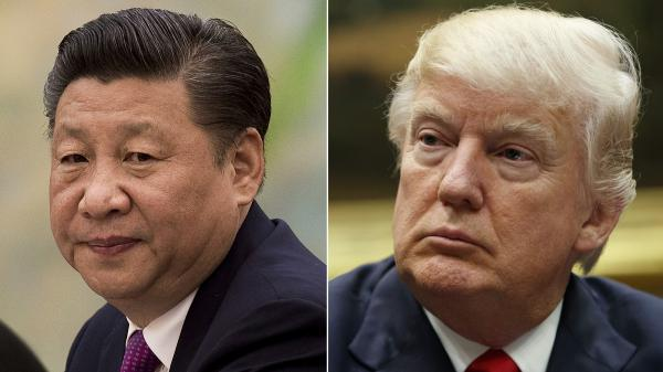 President Trump and Chinese President Xi Jinping are expected to meet face to face this week at Trump's Mar-a-Lago resort in Florida.