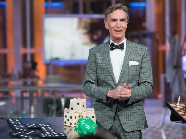 Science guy Bill Nye presents science for adults in <em>Bill Nye Saves the World, </em>which is available on Netflix on Friday.