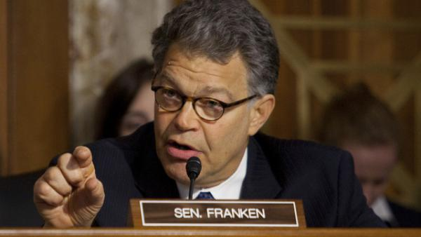 Sen. Al Franken's previous books include <em>The Truth</em> and <em>Lies and The Lying Liars Who Tell Them</em>.