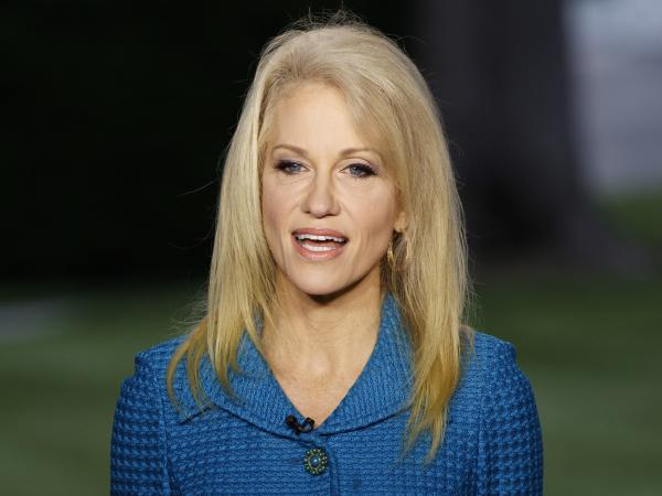 The White House released ethics waivers for ex-lobbyists and numerous others who have joined the government. The White House granted 14 waivers, including one for Kellyanne Conway.