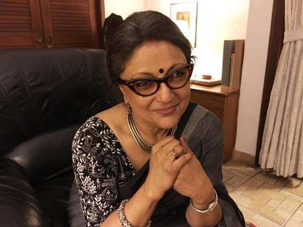 "Sonata Director Aparna Sen is a veteran of the small, artistic cinema. She says while mainstream films often  ""commodify"" women, ""the good news is that many different films are now being made about women"" and by women  who are starting their own production companies."