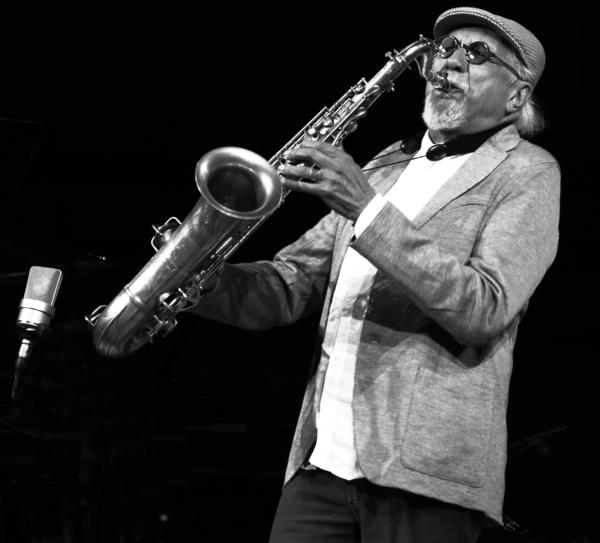 Charles Lloyd performs live.
