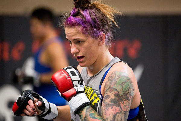 Mazany is one of 60 female fighters and 700 male fighters enrolled in a Cleveland Clinic study that's delving into how concussions might differ between women and men.