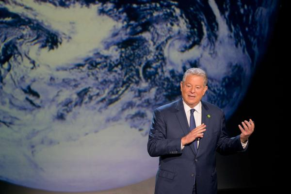 In 2006, Al Gore issued a forceful warning about the threat of climate change in <em>An Inconvenient Truth.</em> More than a decade later, he's followed it up with <em>An Inconvenient Sequel: Truth to Power.</em>