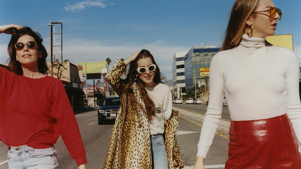 HAIM's sophomore album <em>Something To Tell You</em> was released July 7.