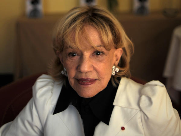 Later in her career, Moreau (pictured here in 2008) appeared in 1990's <em>La Femme Nikita </em>and<em> </em>1998's <em>Ever After</em>.
