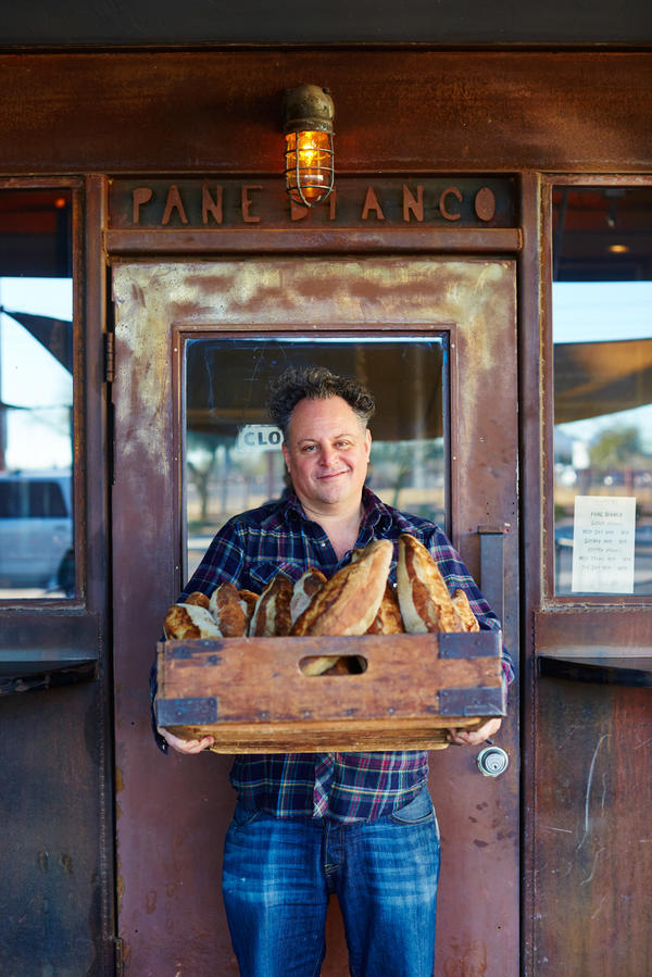 Chris Bianco opened his pizzeria in Phoenix nearly 30 years ago, and is now widely regarded as the father of the modern artisanal pizza movement.