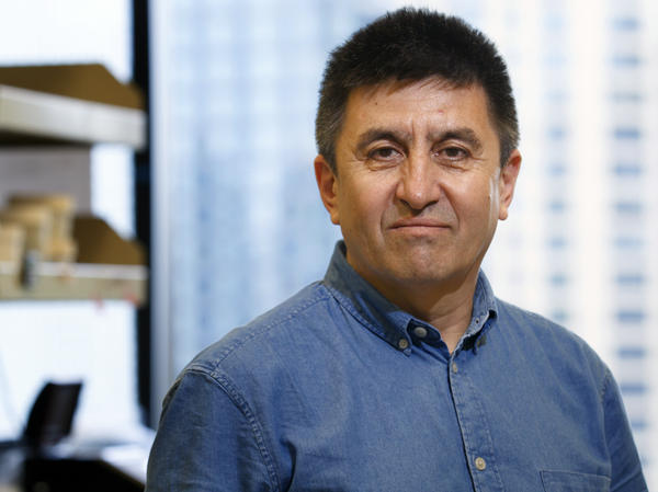 Shoukhrat Mitalipov, principal investigator for the embryo editing study, directs the Center for Embryonic Cell and Gene Therapy at Oregon Health & Sciences University.