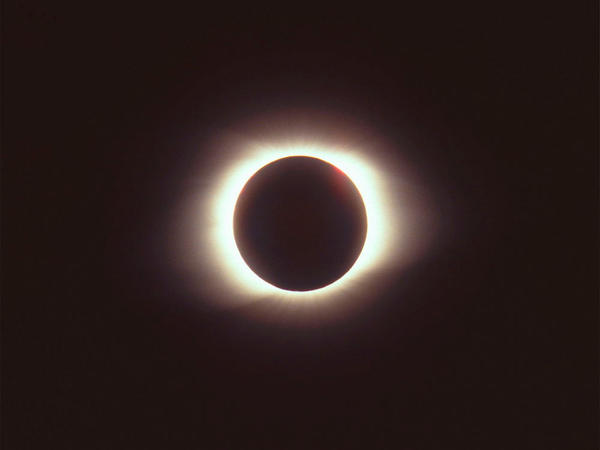 File photo. Parts of Oregon and Idaho will be in the ''path of totality'' during the solar eclipse on August 21.