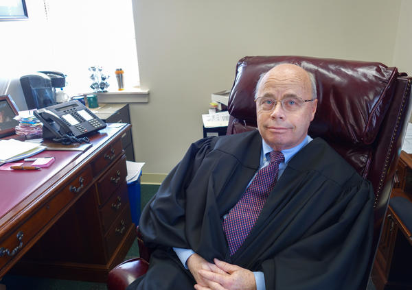 Judge Lewis Gregory, head of the city court in Greenwood, Ind., began allowing drug court participants to begin taking Vivitrol after meeting with an Alkermes sales representative.