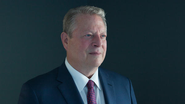 Former Vice President Al Gore shared a Nobel Peace Prize in 2007 for his work on climate change.