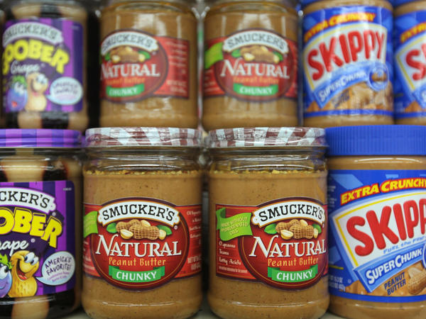 Peanut butter goes great with apples, bananas, jelly and apparently now, jailbreaks. At the Walker County Alabama Jail, 12 inmates escaped after they used peanut butter to alter the number above the door and confuse a newly-hired guard.