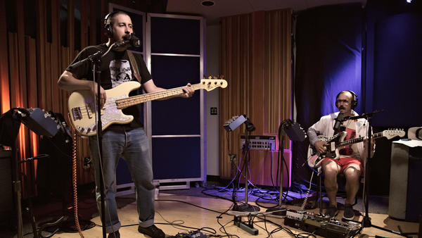 Portugal. The Man live for KCRW