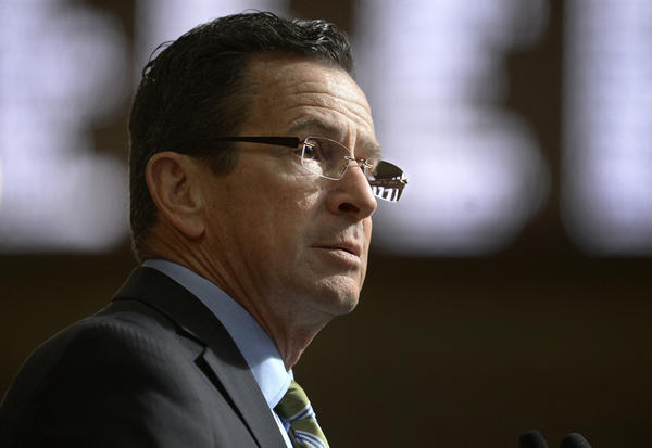 Conn. Gov. Dannel Malloy
