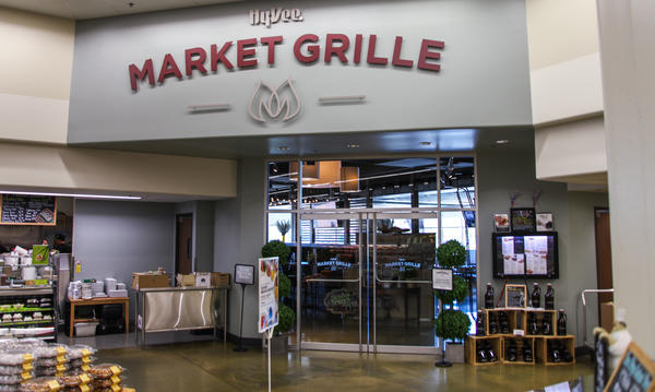 The Market Grille In Columbia Mo