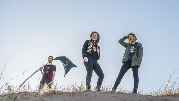 The Accidentals' new album, <em>Odyssey,</em> is out August 18.