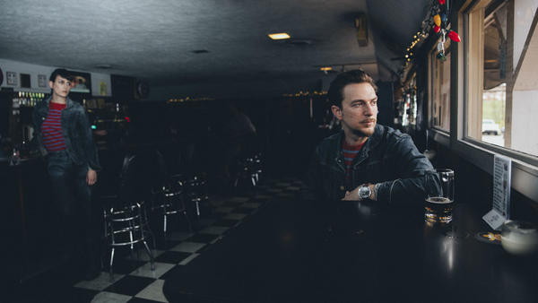 JD McPherson's new album, <em>Undivided Heart & Soul</em>, comes out Oct. 6.
