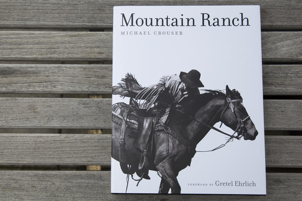 """Mountain Ranch,"" by Michael Crouser. (Jackson Mitchell/Here & Now)"