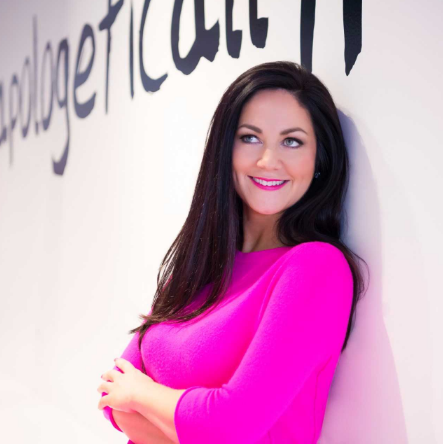 Cindy Whitehead founded The Pink Ceiling, a women-centric VC firm, in 2016