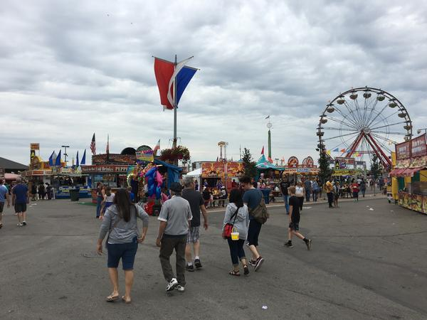 The Ohio State Fair ended its 12-day run on Sunday, August 6.