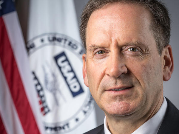 """New USAID Director Mark Green: <strong></strong>""""I believe the purpose of foreign assistance should be ending its need to exist .... Now, I'm under no illusions. In some places, that day is quite a ways off."""""""
