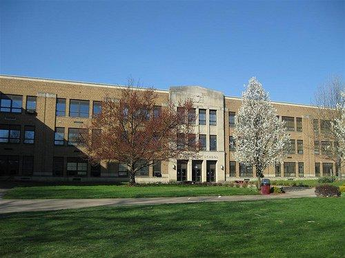 Dover High School, Dover, OH