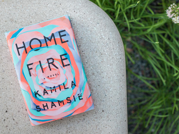 <em>Home Fire</em> by Kamila Shamsie