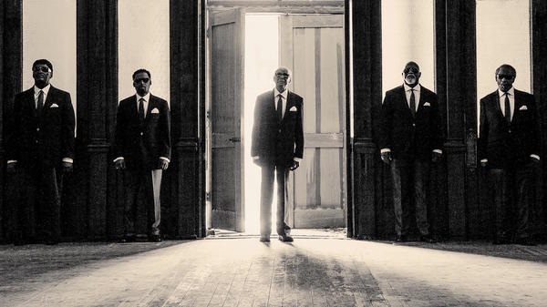 The Blind Boys Of Alabama have been performing for nearly 70 years. The group's latest album is called <em>Almost Home.</em>