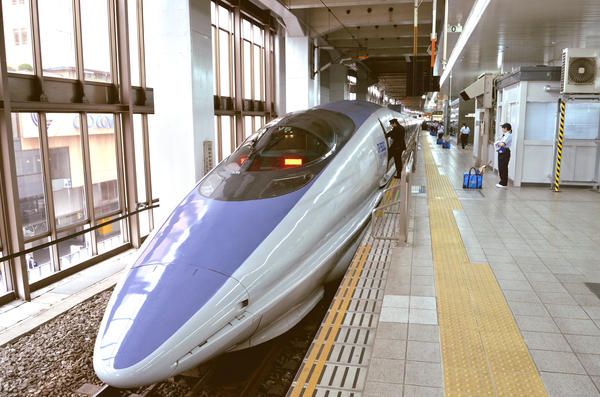 Could Texans someday take a bullet train from Dallas to Houston?