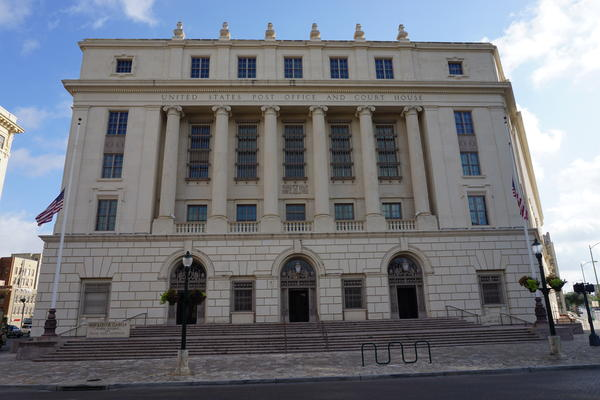 Hipolito F. Garcia Federal Building and United States Courthouse in San Antonio.