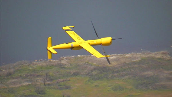 The Aerovel Flexrotor is the platform of choice in Newberg, Oregon-based Percision Integrated's bid to provide aerial wildfire monitoring services.