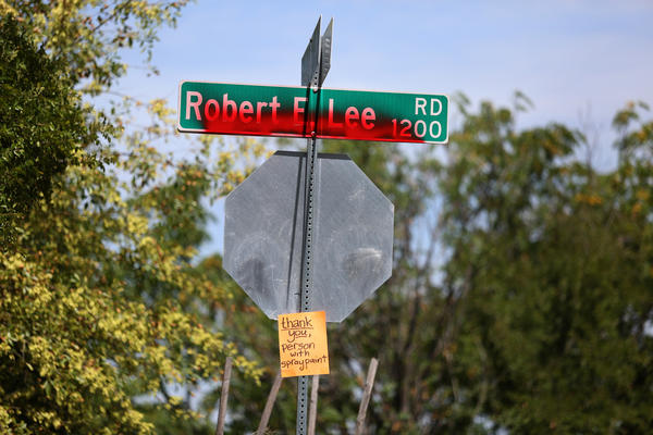 City Council is starting the process of renaming Robert E. Lee Road.