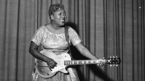 Sister Rosetta Tharpe was a fearless black artist in love with crafting a new sound.