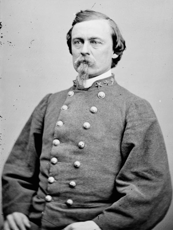 Brig. Gen. Joseph Finnegan has a grave monument in Jacksonville, Fla.'s Old City Cemetery. City Council President Anna Lopez Brosche has called for Confederate monuments to be removed from public property.