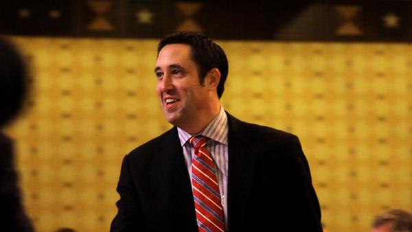 State Comptroller Glenn Hegar.