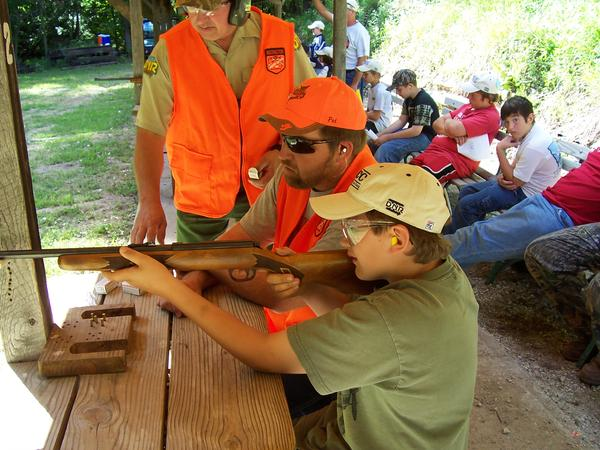 Dozens of young Iowans 11 years old and older are eligible to take Hunter Safety Certification classes either in the field or as approved school curriculum.